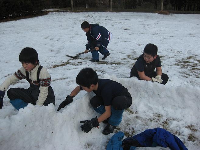 HP5年宿泊 雪あそび①.jpg